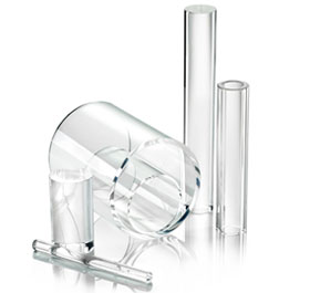 Polycast™ Clear Rods & Tubes